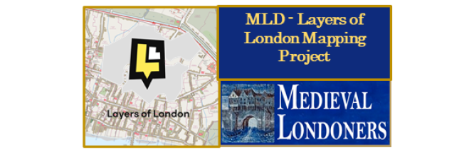 Digital Pedagogy: Medieval Londoners Mapping Project