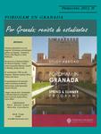 Por Granada: Revista de Estudiantes, Vol. 2, Spring 2012